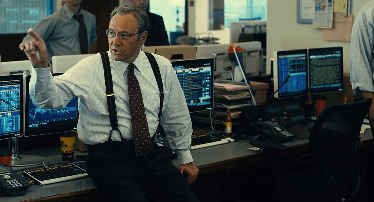Margin call trader