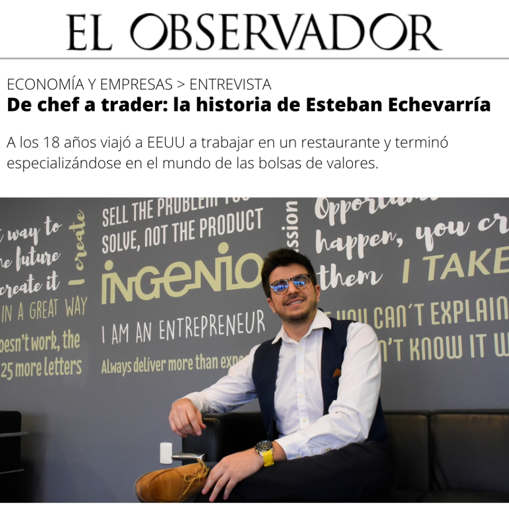 Esteban Trader