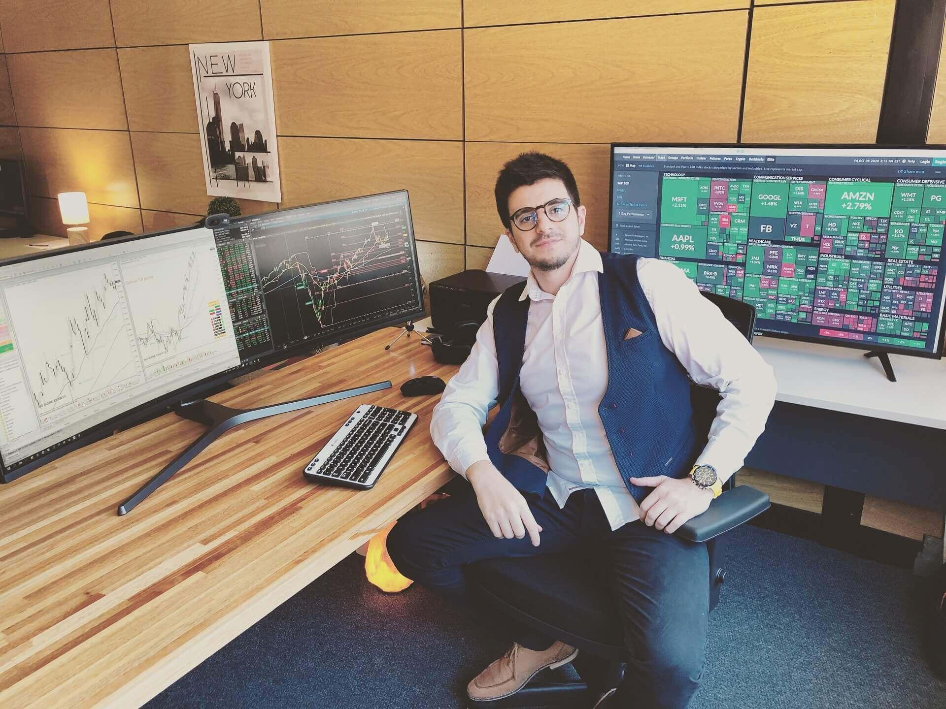 Esteban trader Ofi